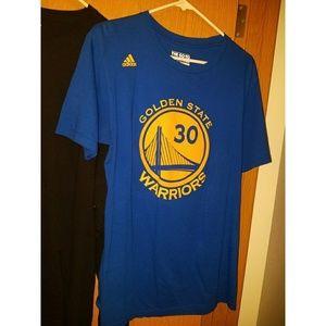 Golden State Warriors Curry Tshirt